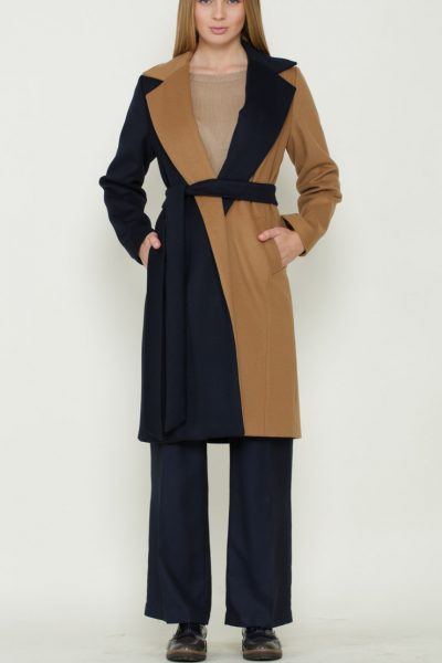 Пальто из шерсти INS_FW17/17_outlet, фото 4 - в интеренет магазине KAPSULA