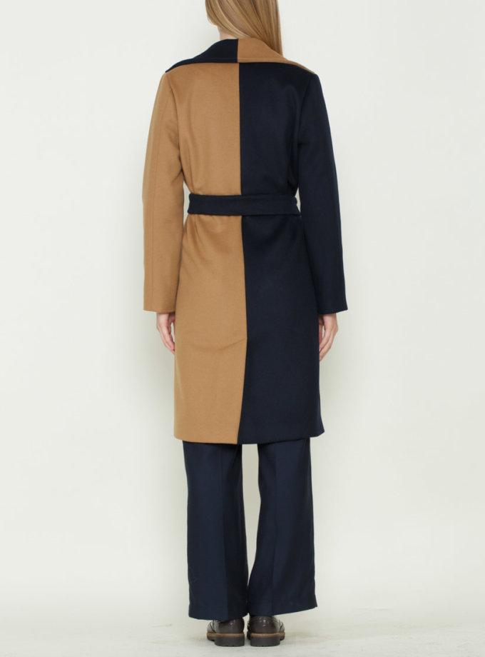 Пальто из шерсти INS_FW17/17_outlet, фото 1 - в интеренет магазине KAPSULA