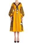 Платье-вышиванка FOBERI_01094, фото 9 - в интеренет магазине KAPSULA