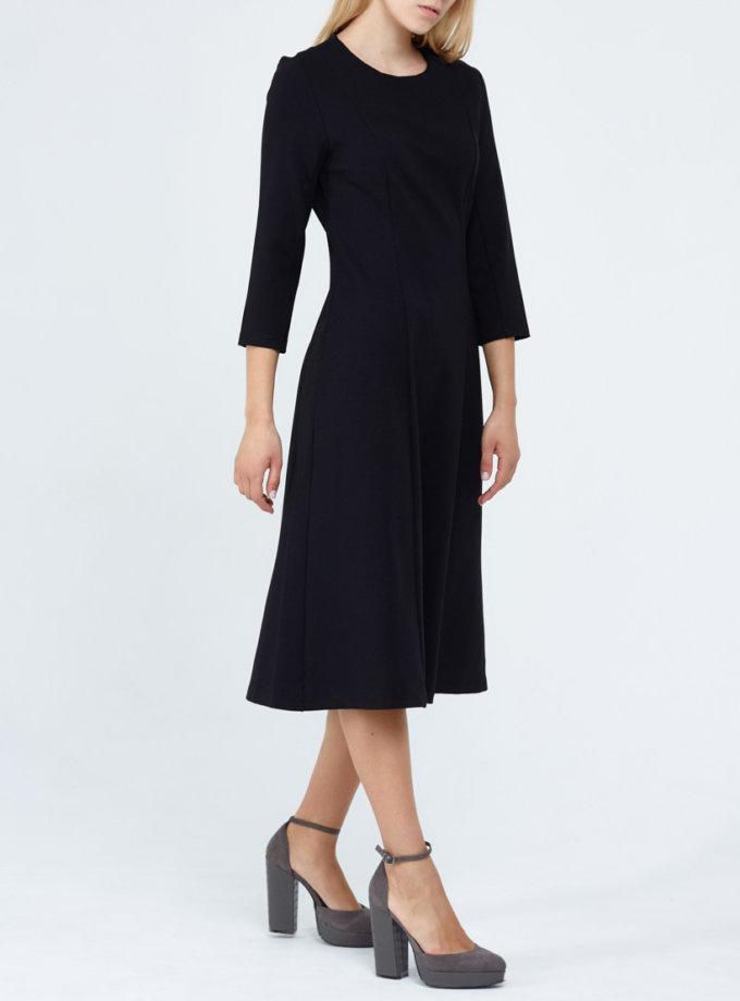 Платье-трапеция PPM_PM-13, фото 1 - в интеренет магазине KAPSULA