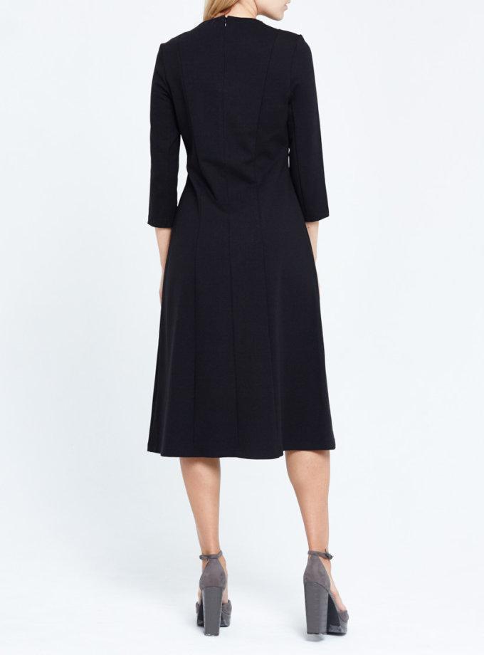 Платье-трапеция PPM_PM-13, фото 1 - в интернет магазине KAPSULA