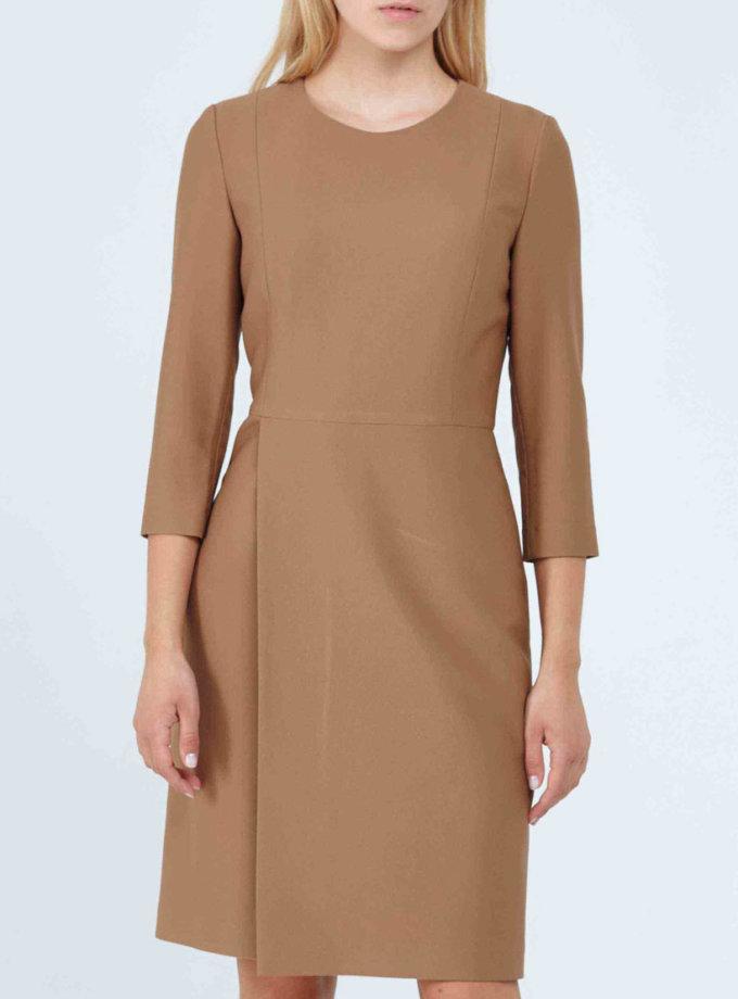 Платье с запахом PPM_PM-14, фото 1 - в интеренет магазине KAPSULA