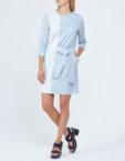 Платье-рубашка прямого силуэта PPM_PM-26, фото 8 - в интеренет магазине KAPSULA