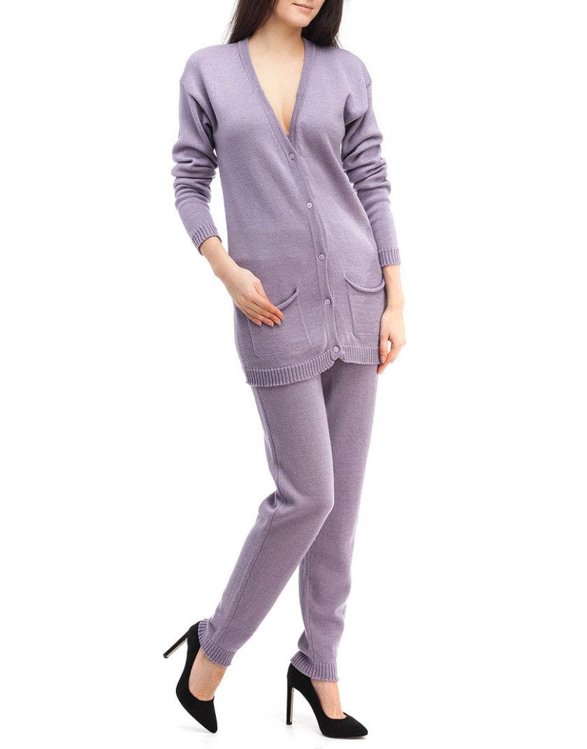 Лавандовый трикотажный костюм HMCRG_Suit_sprt_1_outlet, фото 1 - в интернет магазине KAPSULA