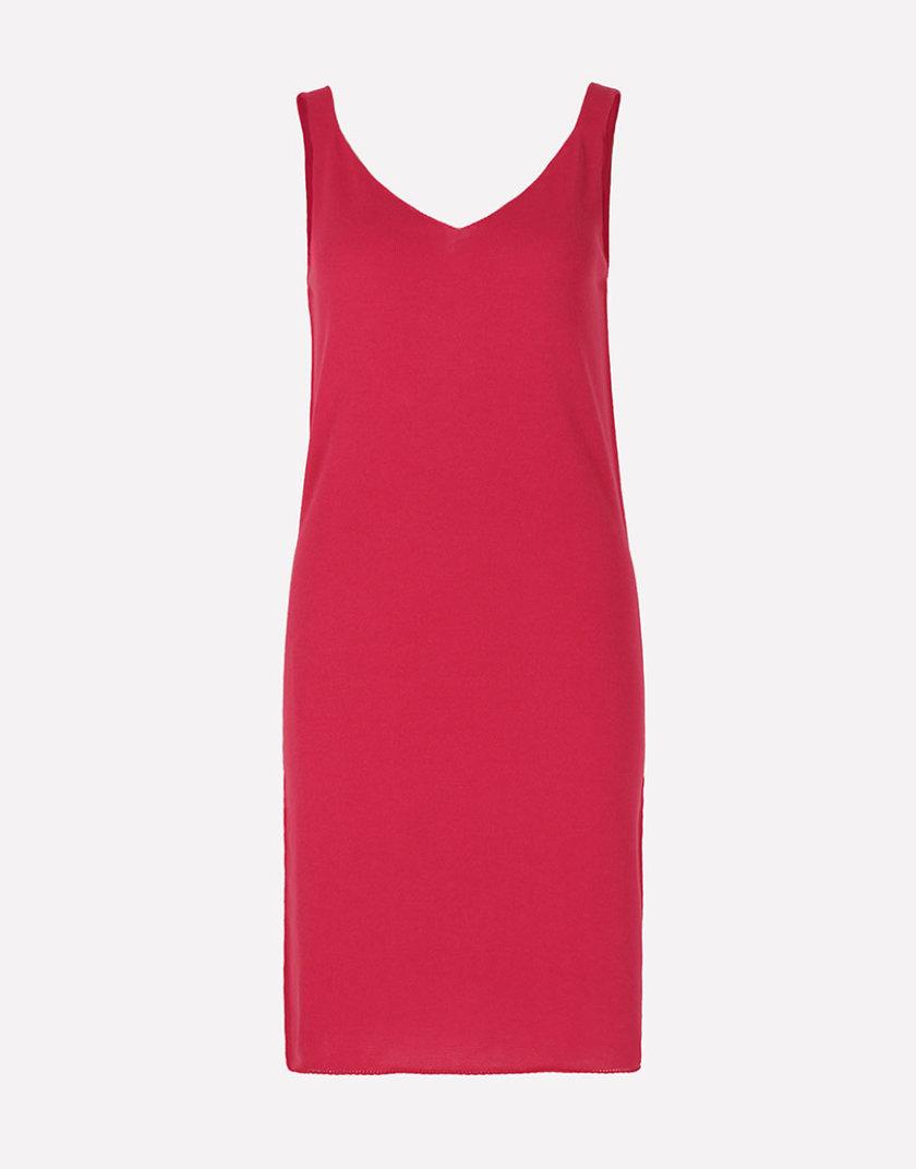 Базовое вязаное платье прилегающего силуэта JND_16-040612_4, фото 1 - в интернет магазине KAPSULA