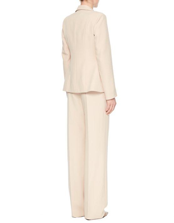 Широкие брюки с легким клешем AY_1961, фото 4 - в интеренет магазине KAPSULA
