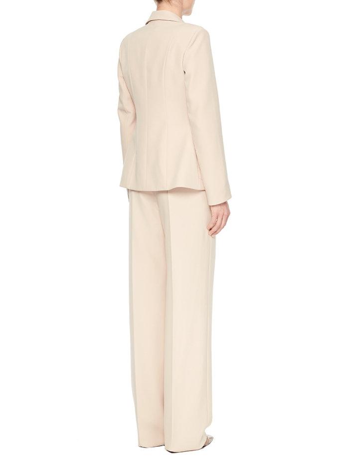 Широкие брюки с легким клешем AY_1961, фото 1 - в интеренет магазине KAPSULA