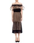 Кружевное платье AY_1971, фото 4 - в интеренет магазине KAPSULA