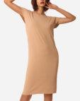 Вязаное платье из вискозы JND_16-140604 _2, фото 5 - в интеренет магазине KAPSULA