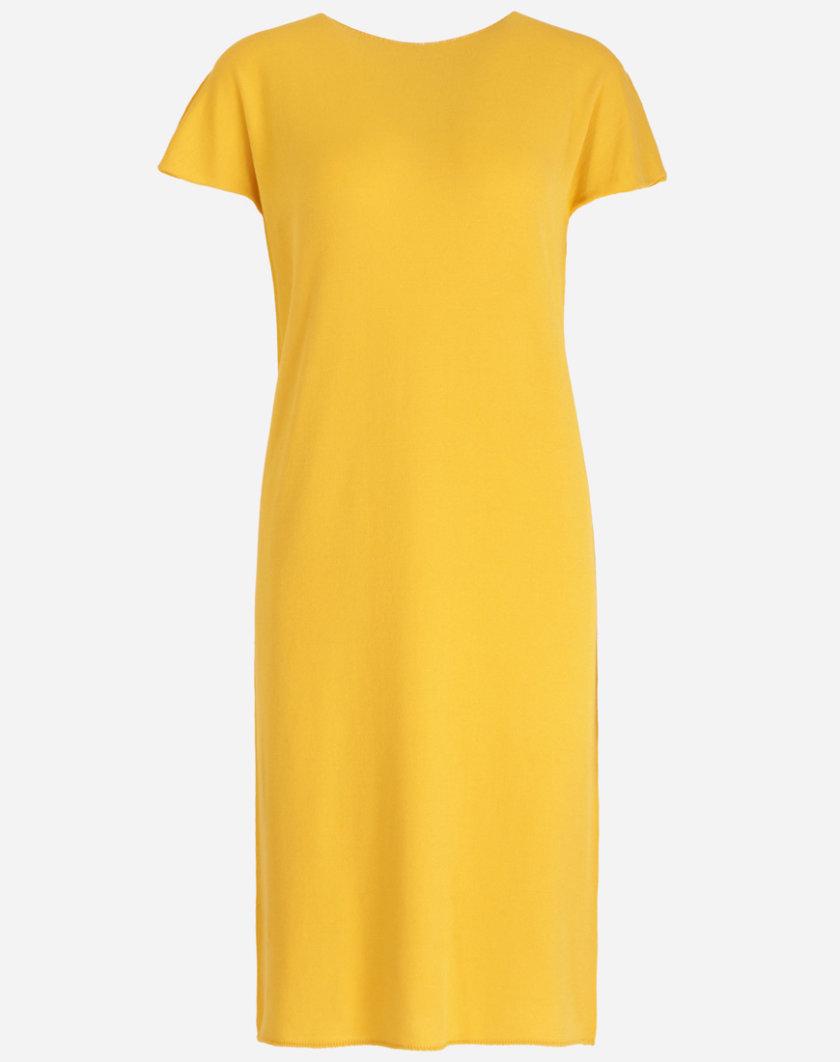 Вязаное платье из вискозы JND_16-140604 _2, фото 1 - в интеренет магазине KAPSULA