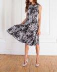 Двустороннее платье-трапеция SAYYA_SS662_outlet, фото 7 - в интеренет магазине KAPSULA