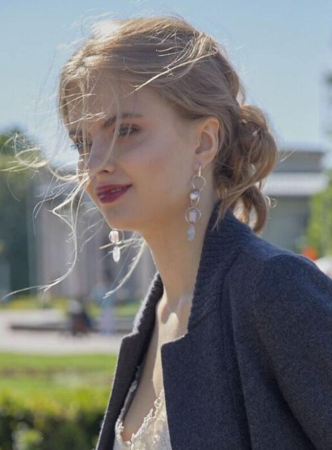 Серьги Gracia SMKSH_Julliet 20, фото 1 - в интернет магазине KAPSULA