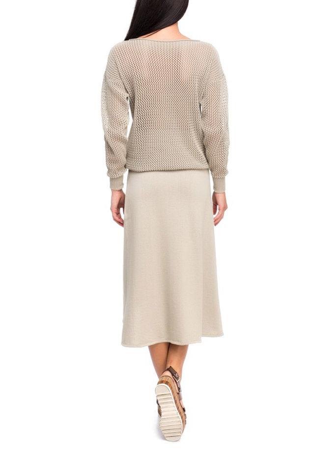 Легкая юбка из хлопка HMCRG_skirt_1, фото 1 - в интеренет магазине KAPSULA