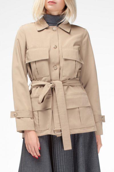 Куртка с карманами AY_FW18_2087, фото 5 - в интеренет магазине KAPSULA