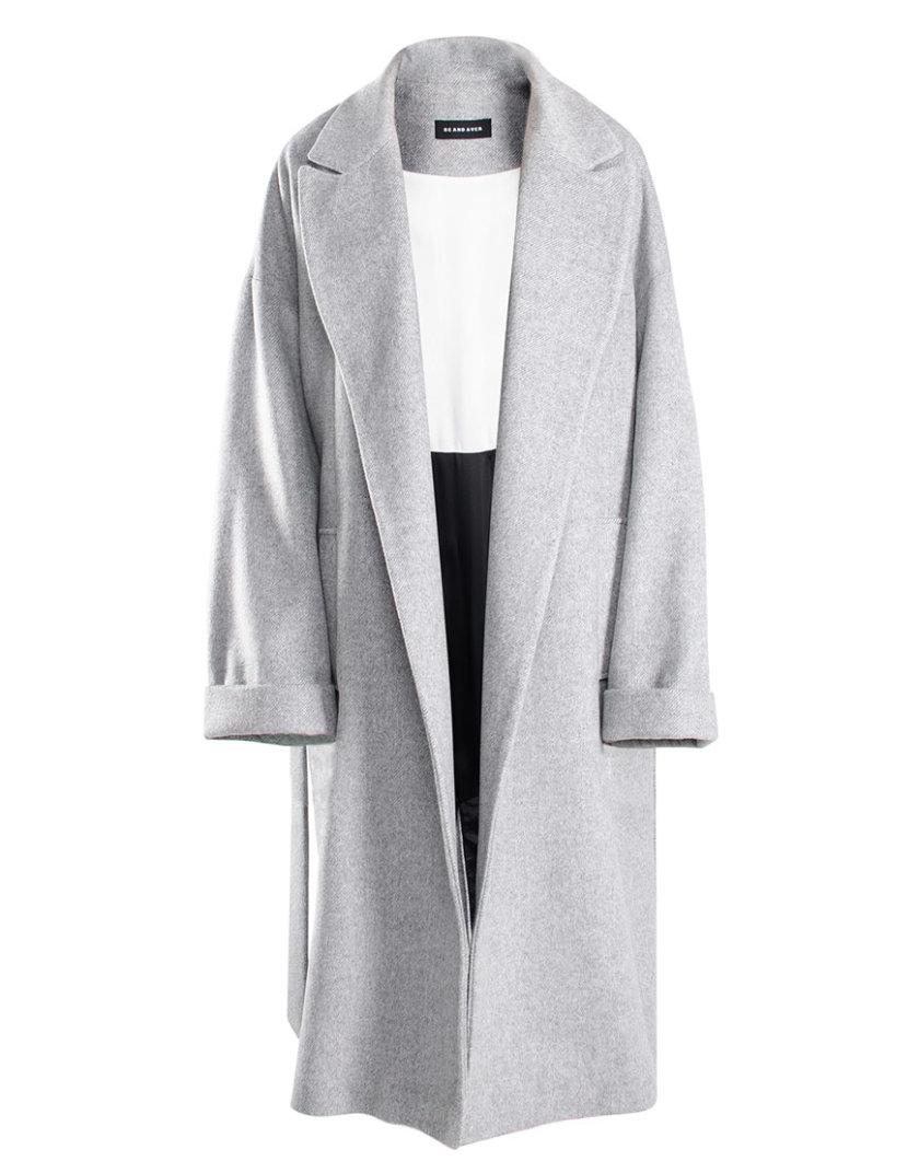 Oversize пальто из шерсти BEAVR_BA_FW17_18_11, фото 1 - в интернет магазине KAPSULA