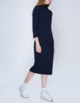 Трикотажное платье миди INS_FW17_1810_2, фото 4 - в интеренет магазине KAPSULA