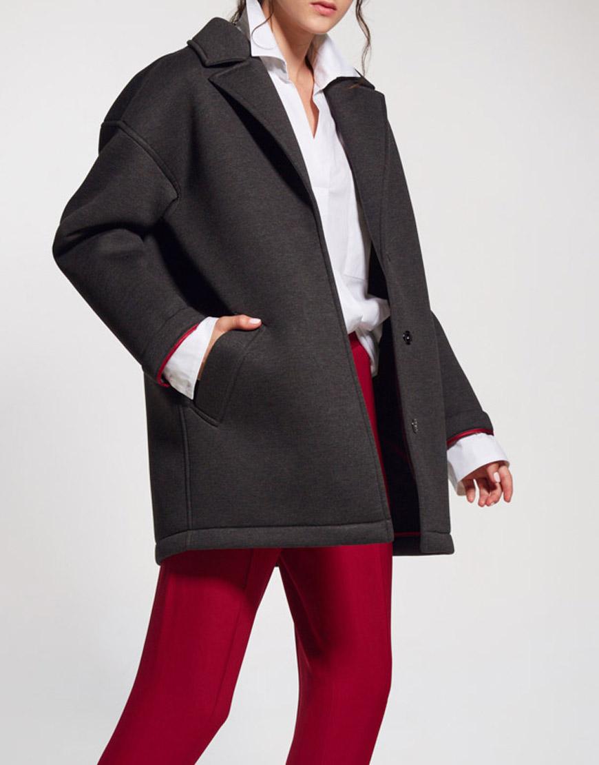 Пиджак-куртка без подклада