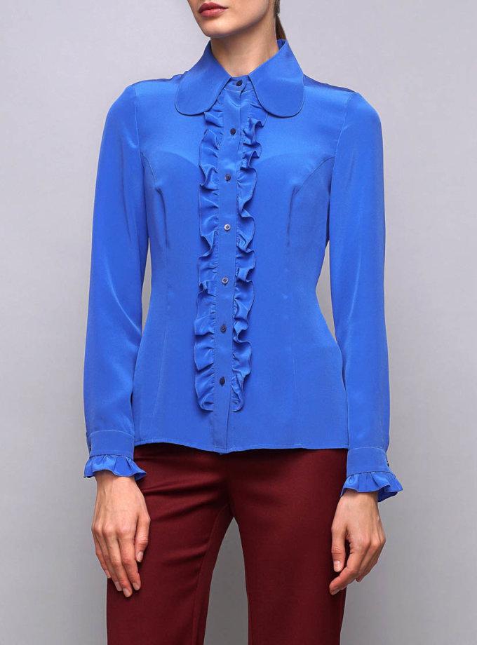 Блуза из шелка SHKO_15045001_outlet, фото 1 - в интернет магазине KAPSULA