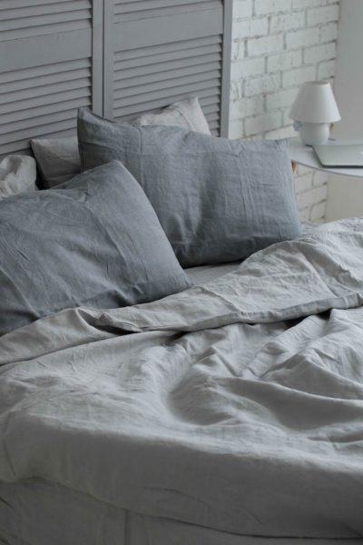 Комплект постельного белья Зефирная дымка HMME_033050, фото 4 - в интеренет магазине KAPSULA