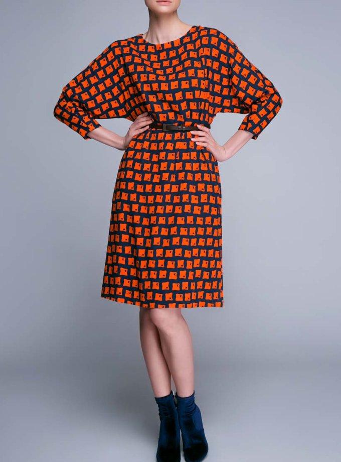 Платье свободного кроя SHKO_17037004_outlet, фото 1 - в интернет магазине KAPSULA
