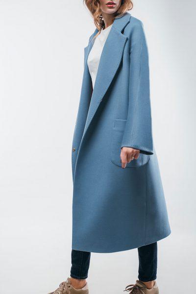 Пальто из шерсти over size WNDR_fw18bld05, фото 1 - в интеренет магазине KAPSULA
