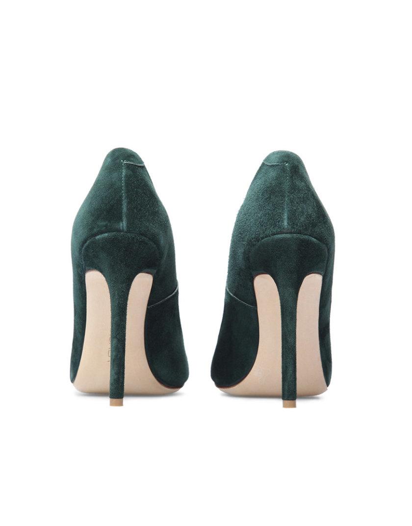 Туфли-лодочки из замши Mistress   MRSL_097104, фото 1 - в интернет магазине KAPSULA