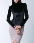 Мягкое пальто oversize TRC_MT23ATTLAX09, фото 7 - в интеренет магазине KAPSULA