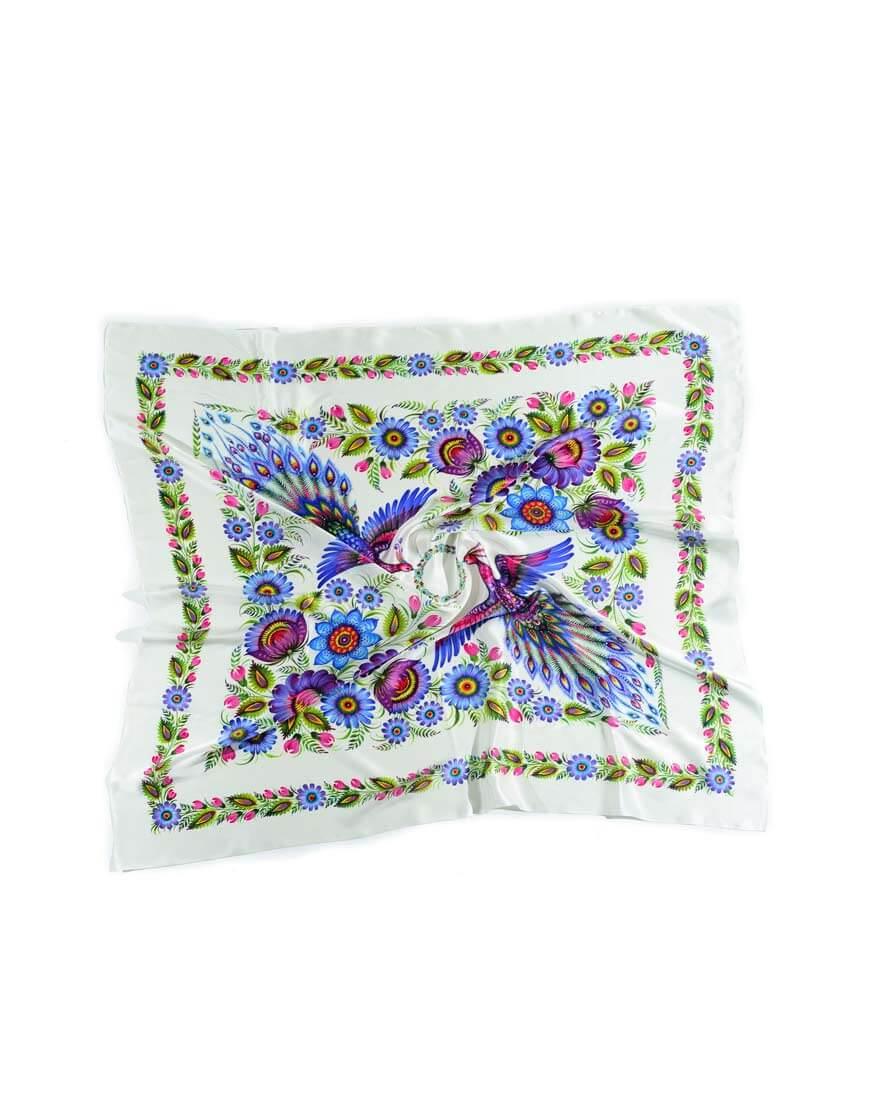 Платок шелковый сексуальный символ