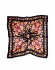 Шелковый платок Рассвет OLZ_ KS_SS4, фото 3 - в интеренет магазине KAPSULA