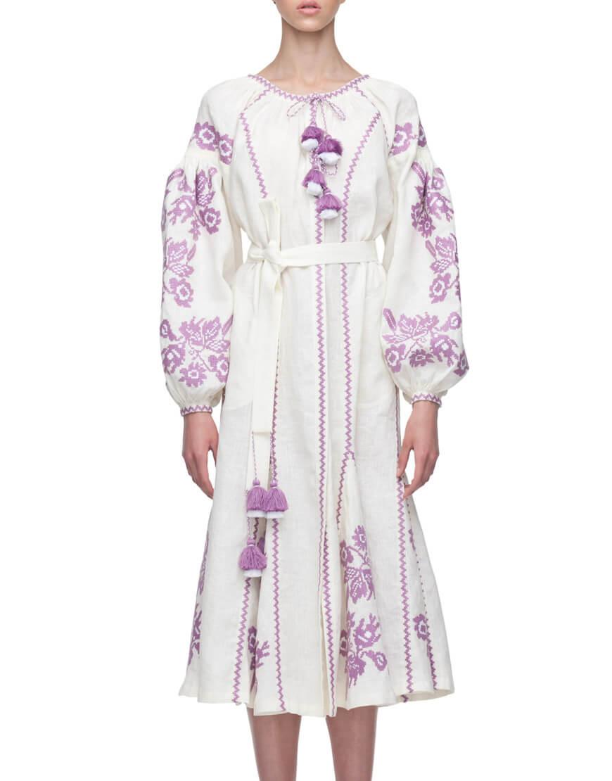 Платье-вышиванка Мелания