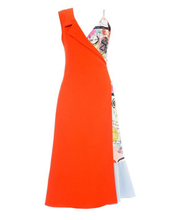 Платье на шнуровке SAYYA_SS750, фото 2 - в интеренет магазине KAPSULA