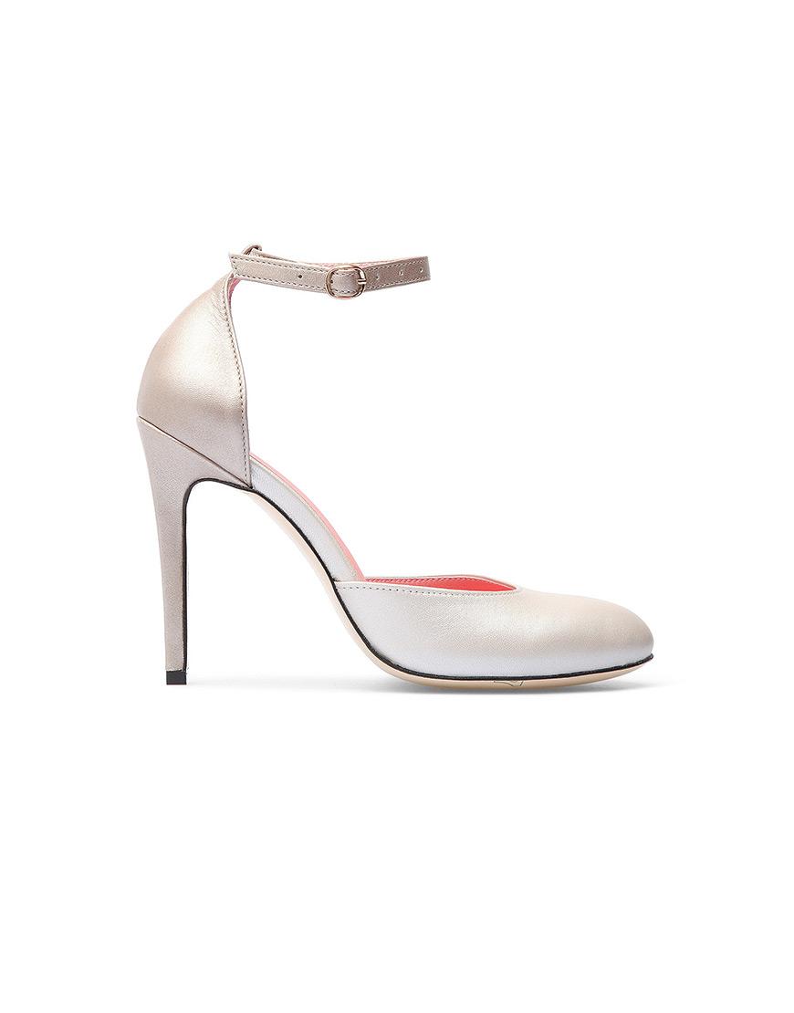 Купить Кожаные туфли Mary Jane