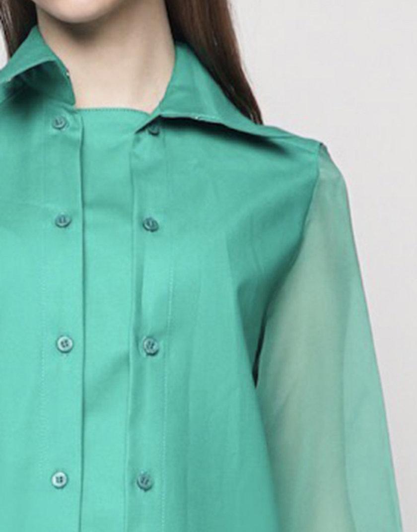 Платье рубашка INS_SS1801_7_outlet, фото 1 - в интернет магазине KAPSULA