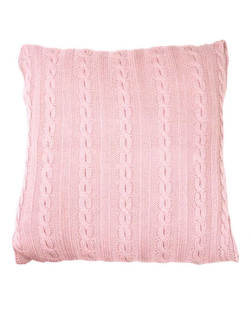 Купить Подушка Розовая пудра