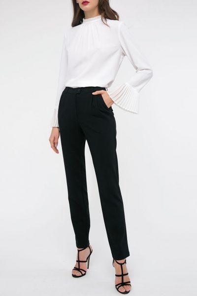 Зауженные брюки с карманами SHKO_17045004, фото 2 - в интеренет магазине KAPSULA