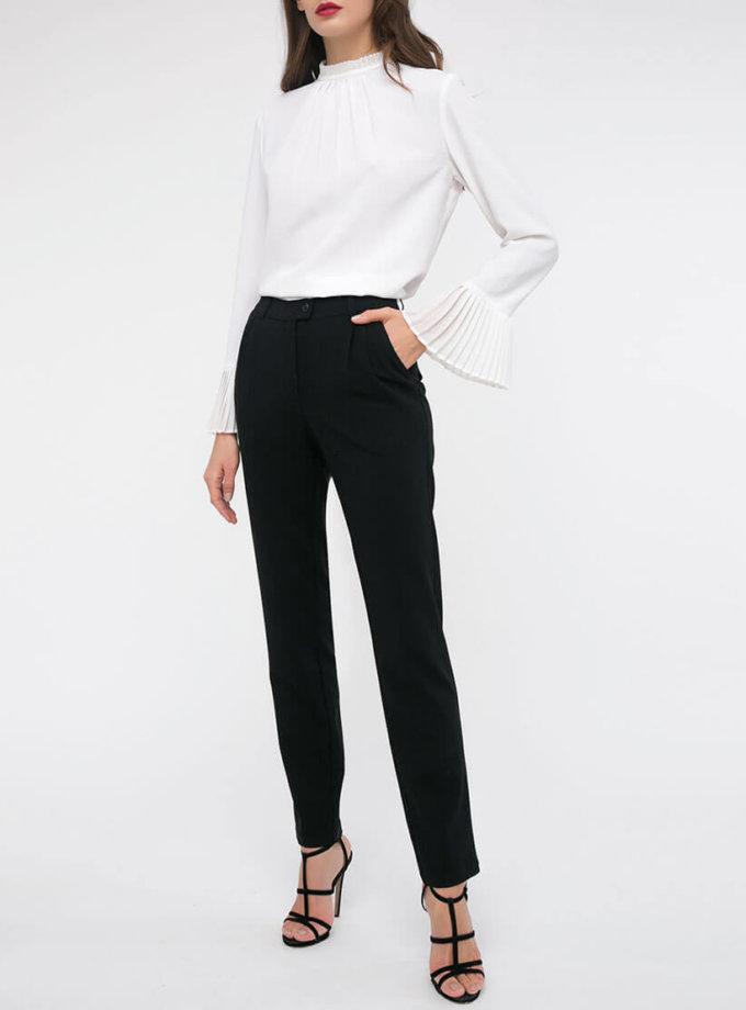 Зауженные брюки с карманами SHKO_17045004, фото 1 - в интеренет магазине KAPSULA
