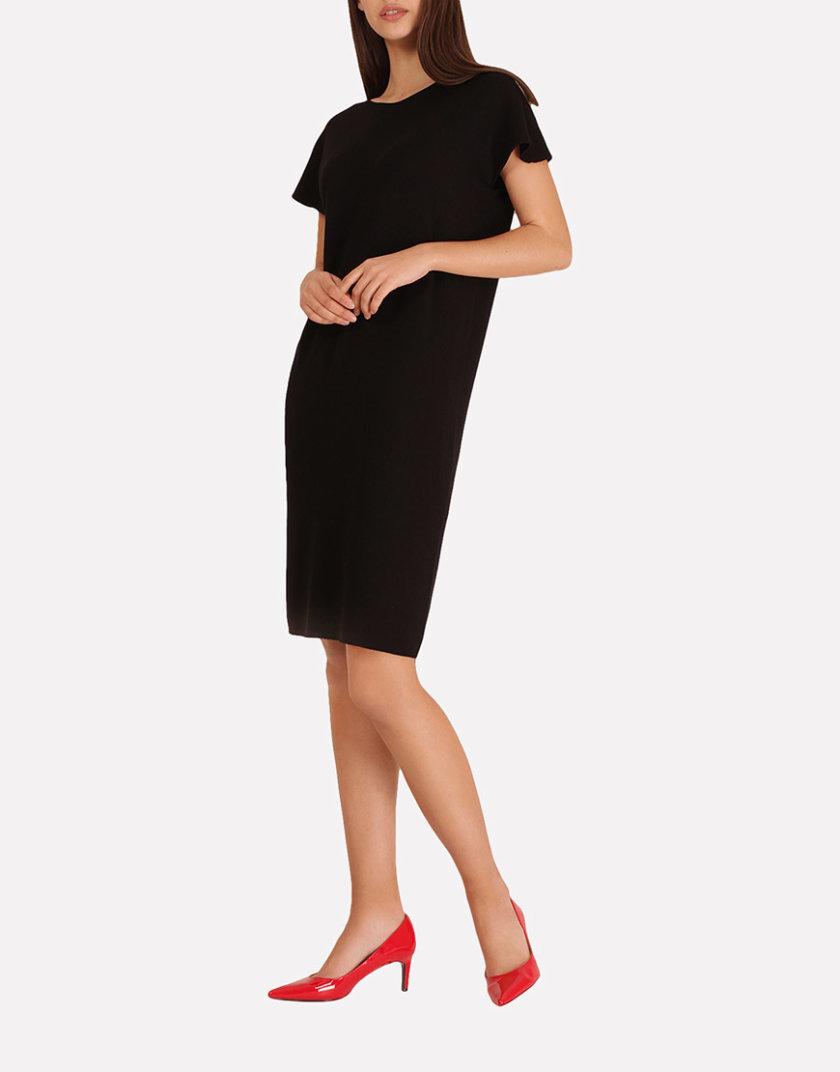 Бесшовное вязаное платье JND_16-140604_1, фото 1 - в интернет магазине KAPSULA