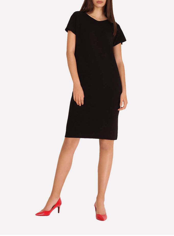 Бесшовное вязаное платье JND_16-140604_1, фото 1 - в интеренет магазине KAPSULA