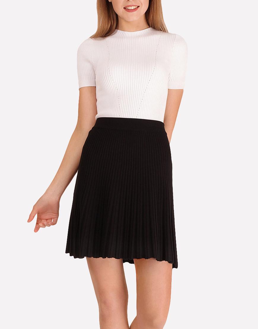 7ee1aba8e85 Легкая вязаная юбка плиссе  купить в Киеве