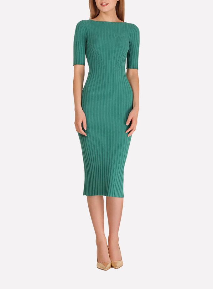 Бесшовное платье-футляр JND_18-140606_1, фото 1 - в интеренет магазине KAPSULA