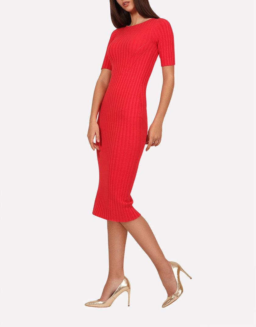 Бесшовное платье-футляр JND_18-140606_2, фото 1 - в интернет магазине KAPSULA