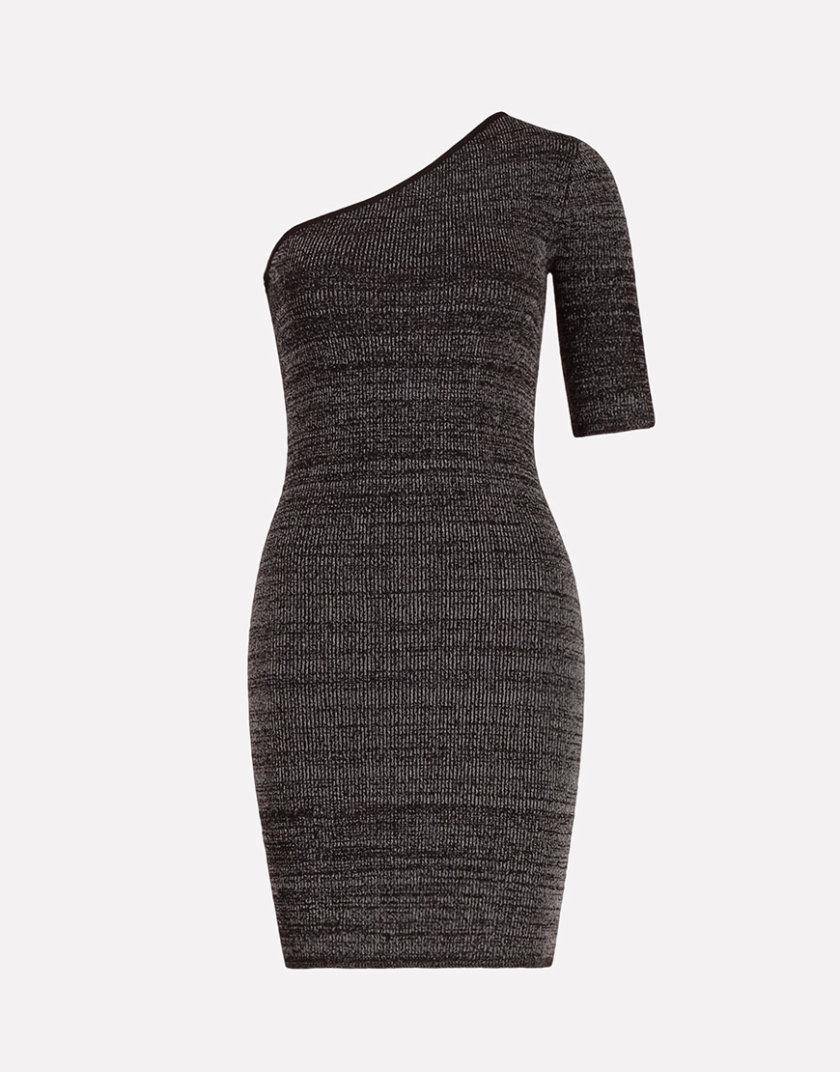 Бесшовное вязаное платье JND_18-140608_2, фото 1 - в интернет магазине KAPSULA
