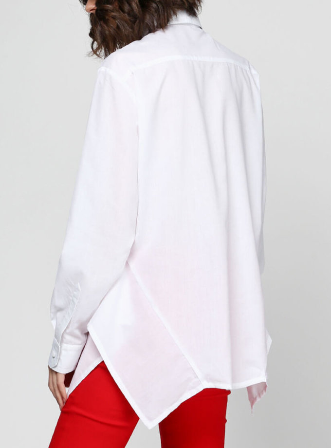 Рубашка A-силуэта AY_2319, фото 1 - в интернет магазине KAPSULA