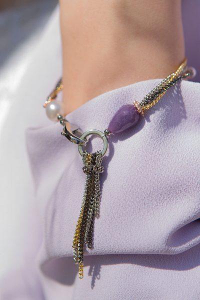 Браслет Anna Violet SMKSH_anna violet, фото 3 - в интеренет магазине KAPSULA