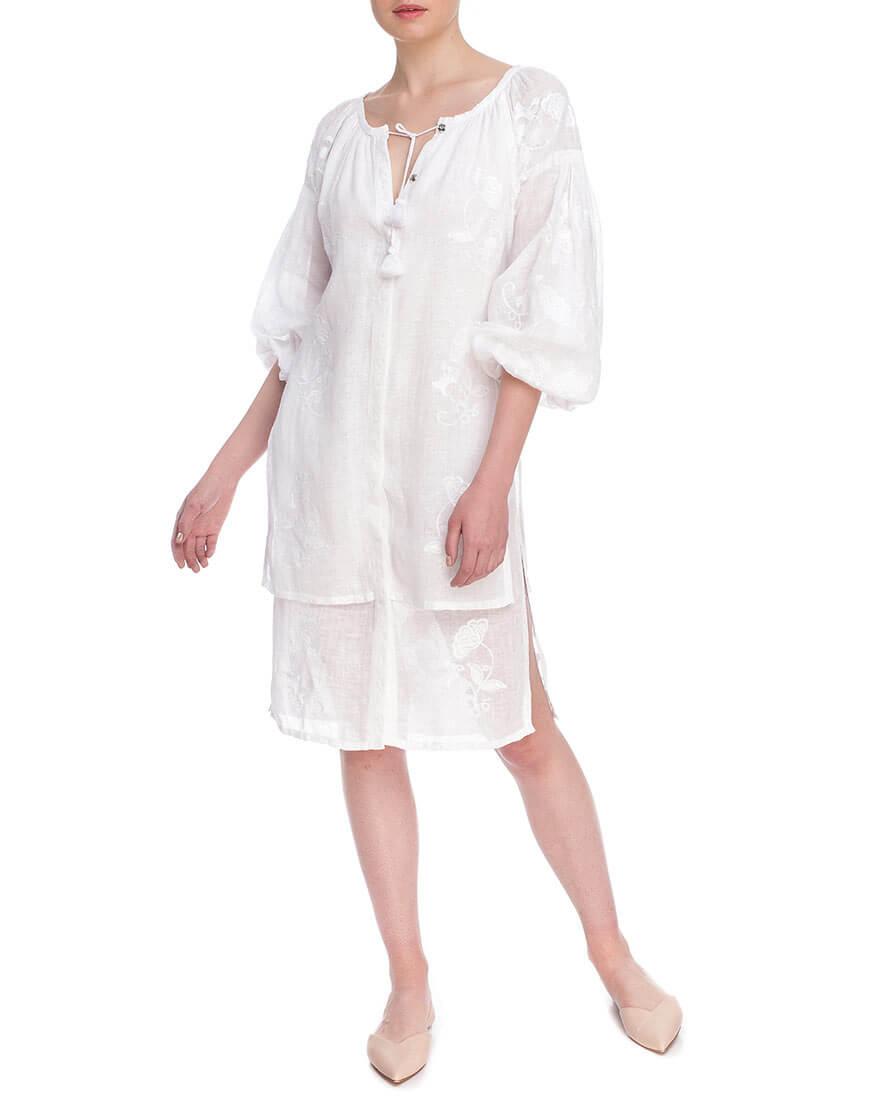 Купить Платье вышиванка Сакура