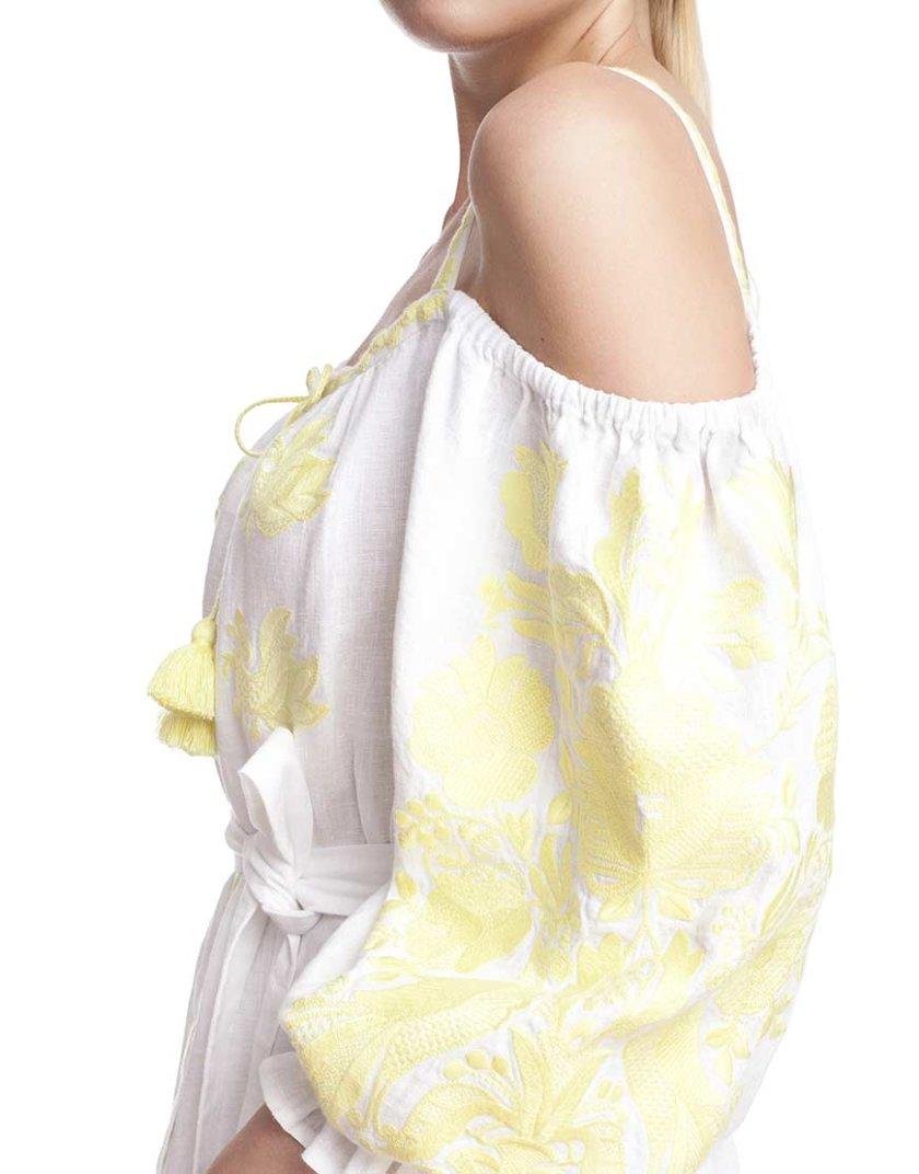 Сарафан с открытыми плечами Жар-птица FOBERI_01183, фото 1 - в интернет магазине KAPSULA