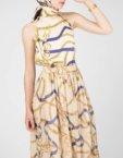 Шифоновая юбка на резинке IVNR_SS_18_19.16.11.9(001), фото 6 - в интеренет магазине KAPSULA