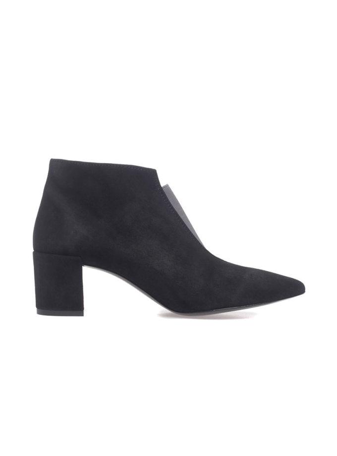 Замшевые ботинки Delta Black MRSL_924932_kapsula, фото 1 - в интернет магазине KAPSULA