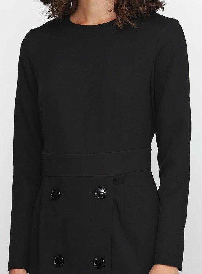 Платье макси с юбкой годе AY_2425, фото 1 - в интеренет магазине KAPSULA