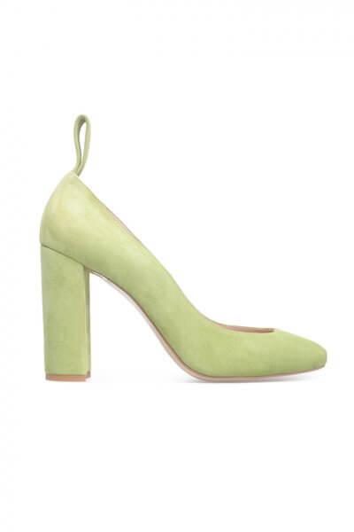 Замшевые туфли sample sale SAYYA_FW828, фото 1 - в интеренет магазине KAPSULA
